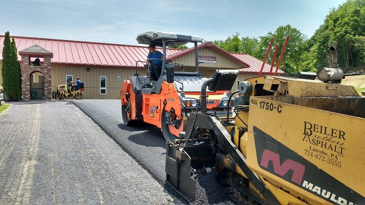 Paving in New Stanton, PA