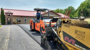 Asphalt Paving in New Stanton, PA