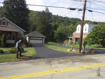driveway-paving-residence-greensburg-pa