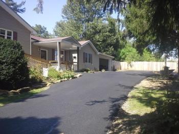 Residential Driveway Asphalt Paving in Greensburg, PA