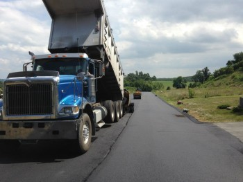 Asphalt paving for township streets McKeesport, PA