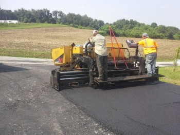 Rolling Hills Self-Storage Commercial Asphalt Paving in Irwin, PA
